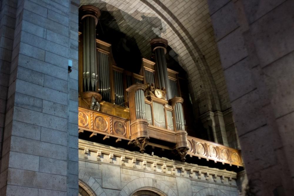 Sacre Coeur Bazilikası Orgu